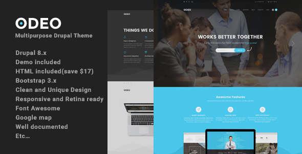 Performance Design Studio Drupal Themes