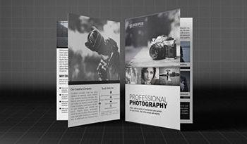 Photography Brochure Design Templates