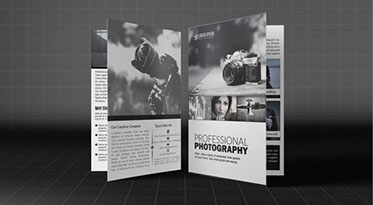 Photography Brochure Design Templates