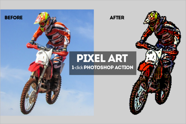 Pixel Art Generator Design