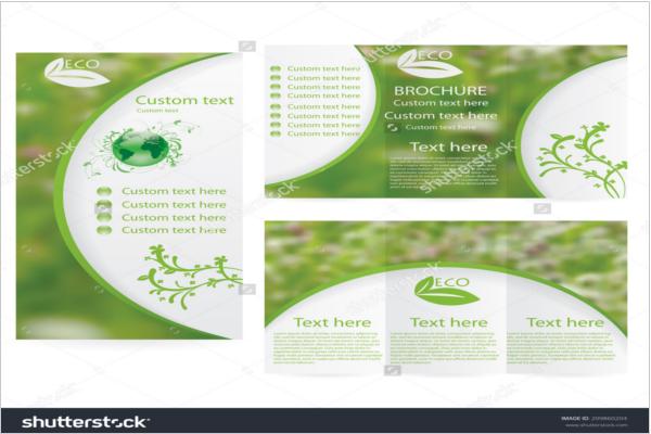 Planting Awareness Brochure Design