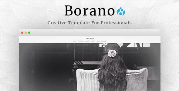 Portfolio Design Studio Drupal Theme