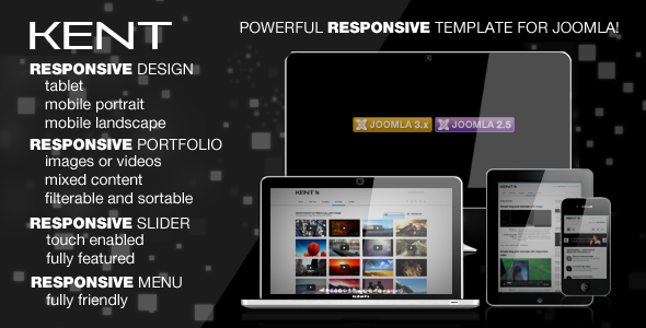 Powerful News Joomla Template