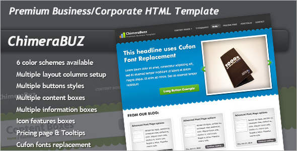 Premium Coupon WordPress Template