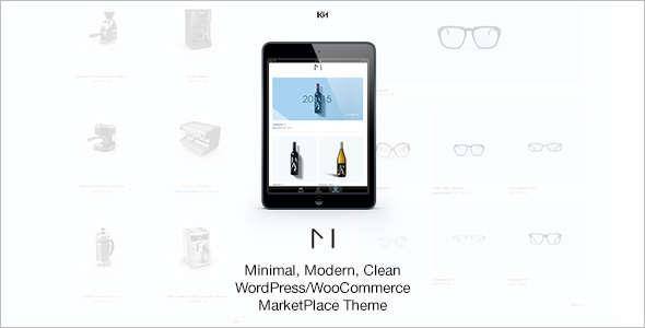 Premium E-commerce WordPress Theme