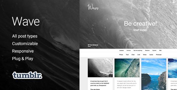 Premium Photography Tumblr Theme