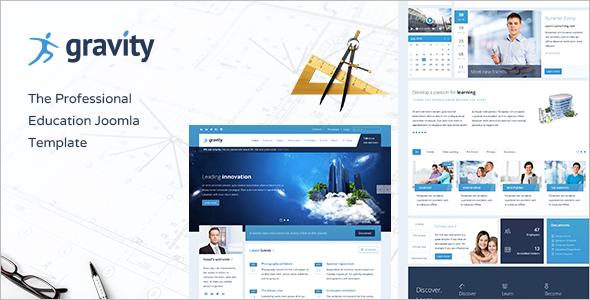 Professional Events Joomla Template