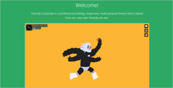 Professional It WordPress Template
