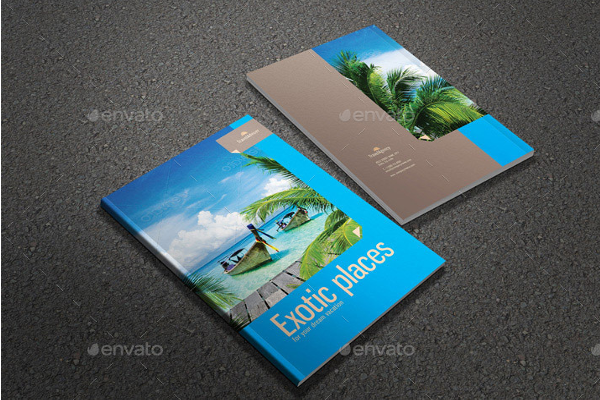 Promo Elegant Vocational Brochure