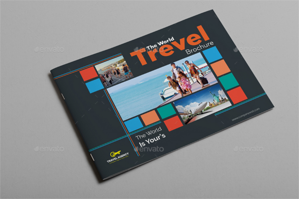 Prospectus World Travel Brochure