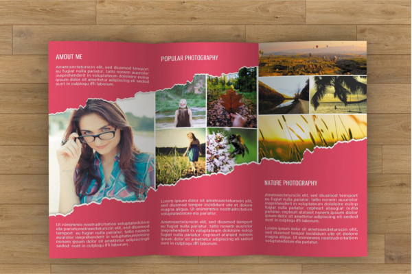 Ravishing Fashion Potography Brochure