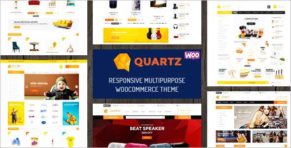 Responsive Retail WordPress Theme