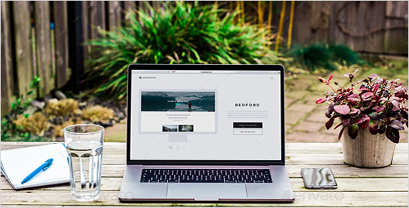 Responsive Web UI Design