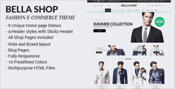 Retail Software Drupal Template