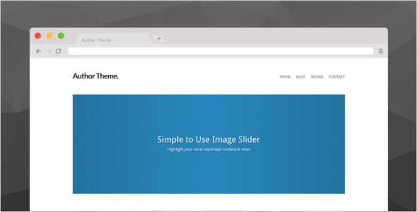 Retail WordPress Theme Design