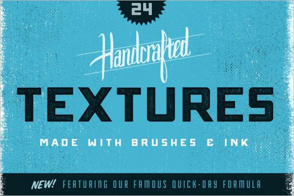 Retro Distressed Authentic Texture