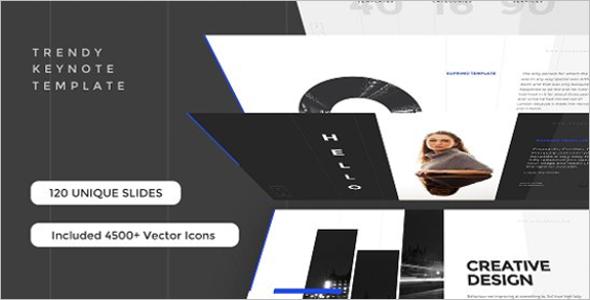SUPRIMO Creative Design Template