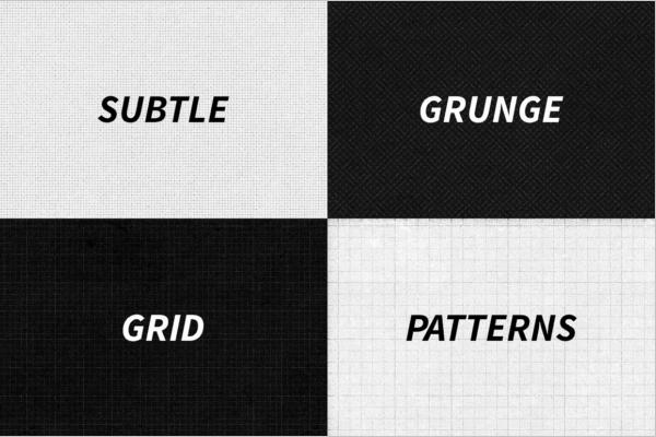 Seamless Grunge Background Texture