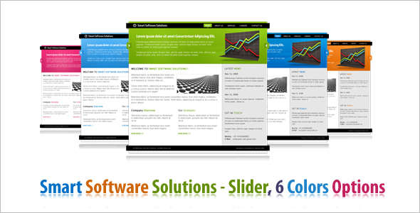 Smart Software Solution Drupal Theme