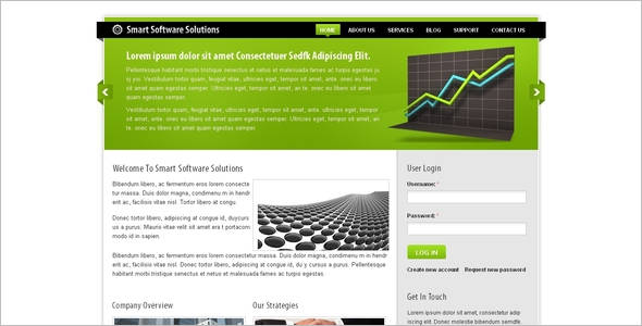 Smart Software Solutions Drupal Theme