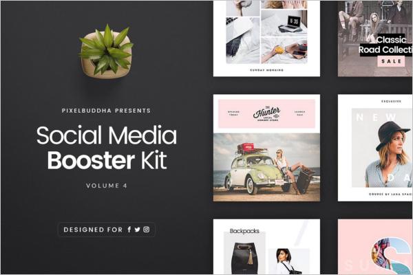 Social Media Twitter Kit