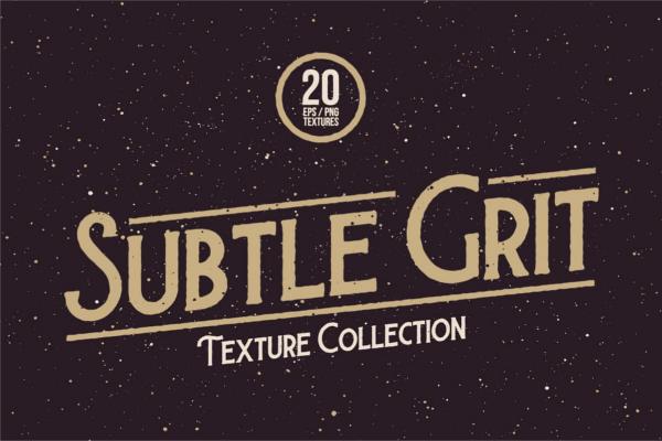 Speckle Vintage Subtle Texture