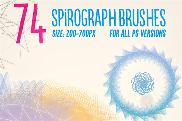 Spirograph Brush Outlook Ideas