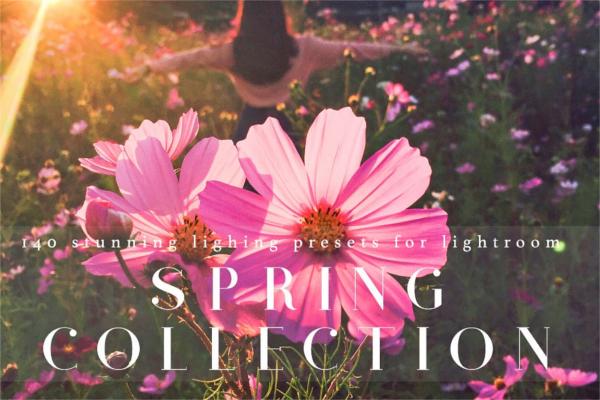Spring Vintage Presets Ideas