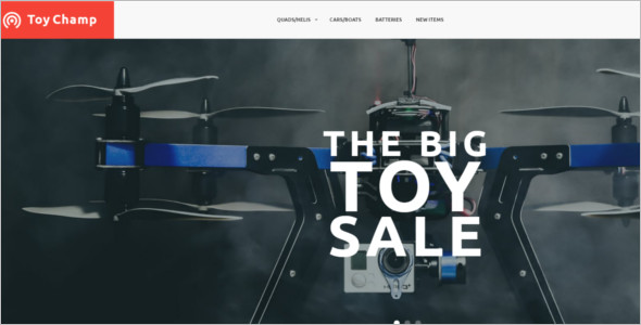 Toy Champ Magento Template
