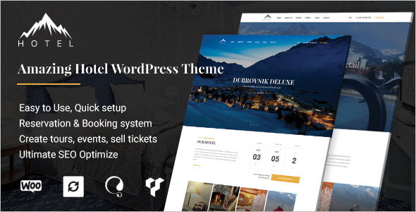 Travel Coupon WordPress Template
