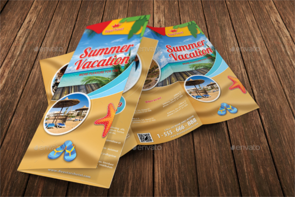 Tri-Fold Paradise Vocational Brochure