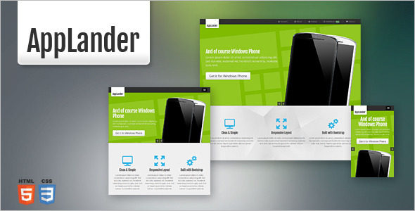 Ultimate Main Landing Page Template