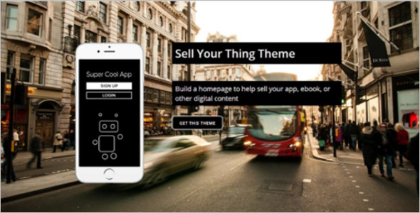 UltimateSell Your Thing WordPress Theme