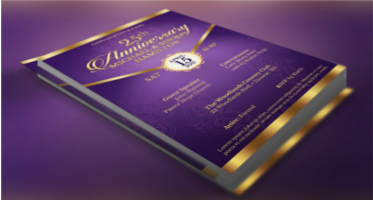 Anniversary Flyer PSD Templates