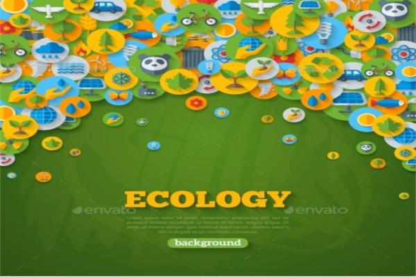 Unique Graphic Environmental Brochure