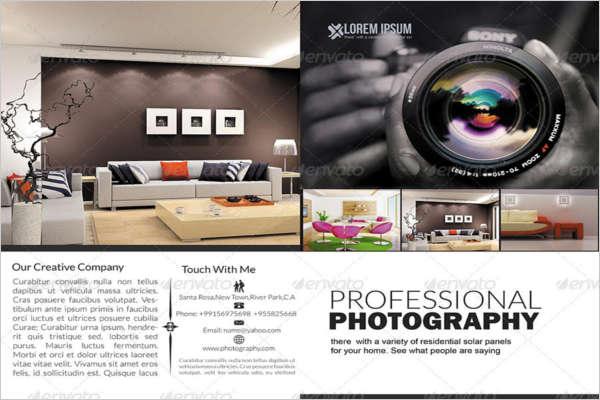Unique PixellStudio Photography Brochure