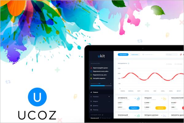Vinatge Dashboard UI Kit Template