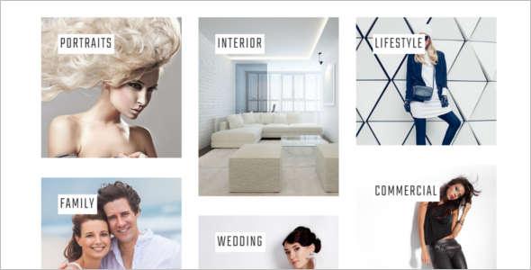 Wedding Event Blog Template