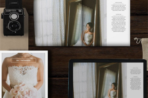 Wedding Photoshoot Catalog Guide