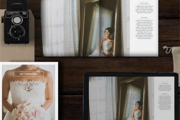 Wedding Photoshoot Catalog Guide