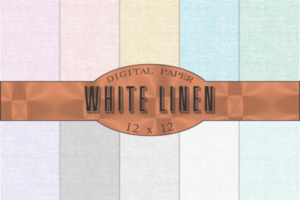 White Touch Cotton Texture