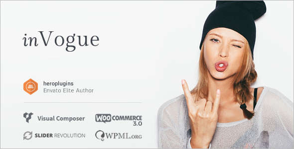 WordPress Fashion Shopping Theme