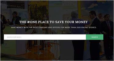 Deals Website Templates