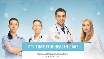Dental Care WordPress Themes