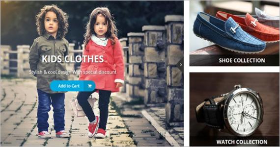 eStore Free WordPress Template