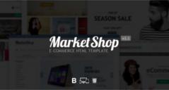25+ Best Retail HTML Templates