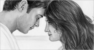 Love Pencil Drawing Templates