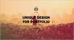 24+ Portfolio Bootstrap Templates