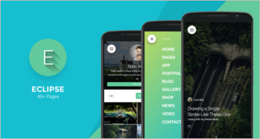 Mobile WordPress Themes