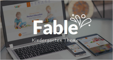 kindergarten Joomla Templates